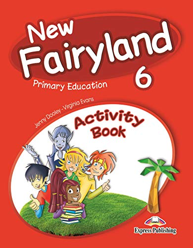 9781471525414: New Fairyland 6 Primary Education Activity Book (Spain)