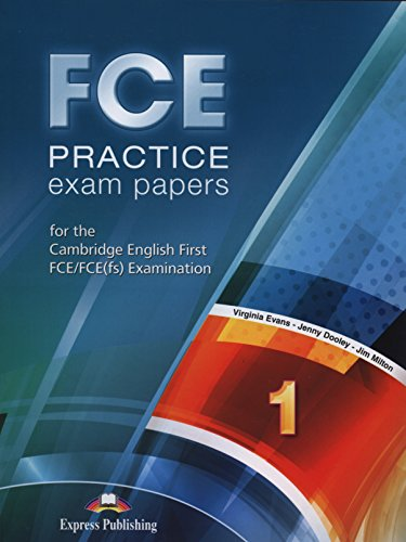 9781471526787: (14).FCE PRACTICE EXAM PAPERS 1.(STUDENT'S BOOK)