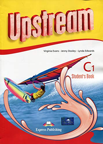 9781471529702: UPSTREAM ADVANCED C1 - REVISED STUDENT'S BOOK