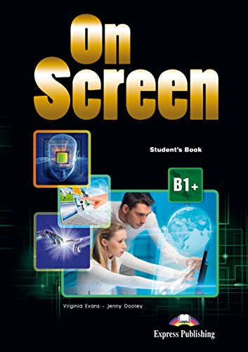 9781471532955: On Screen B1+ Student's Book (with iebook)