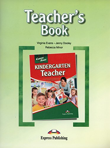 9781471533303: Career Paths Kindergarten Teacher Teacher's Book
