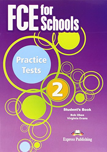 9781471533990: FCE FOR SCHOOLS 2 ST 15