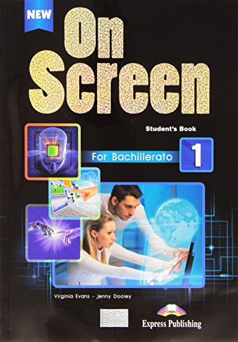 9781471536069: New On Screen Student's Pack