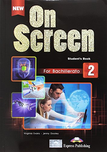 9781471536076: NEW ON SCREEN 2 STUDENT'S PACK