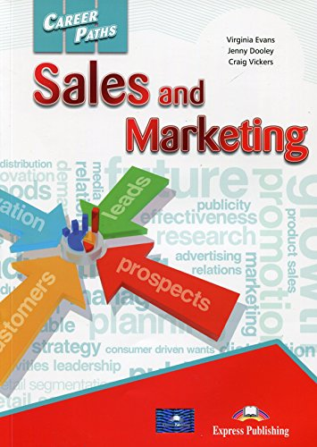9781471540462: Sales and marketing students book