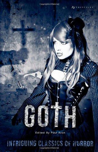 9781471622496: Goth (Comic Book Size Edition)
