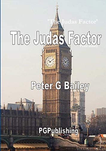 'The Judas Factor' (1471662411) by Peter Bailey