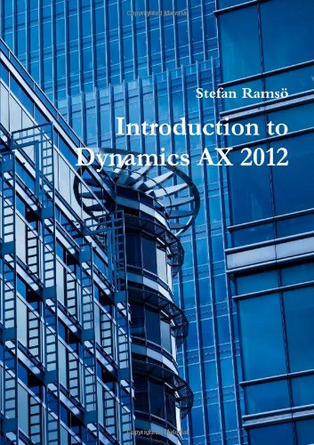 9781471687884: Introduction To Ax 2012