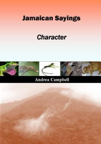 9781471688874: Jamaican Sayings - Character