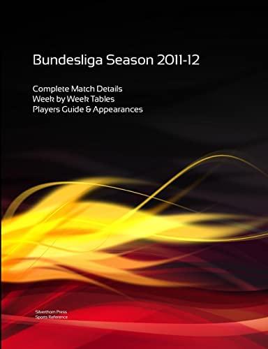 9781471715464: Bundesliga 2011-2012