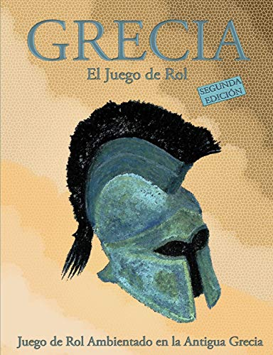 9781471784583: Grecia: El Juego de Rol (Tapa Blanda) (Spanish Edition)