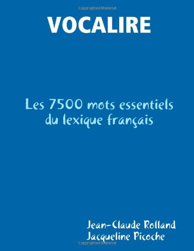 9781471794148: Vocalire (French Edition)