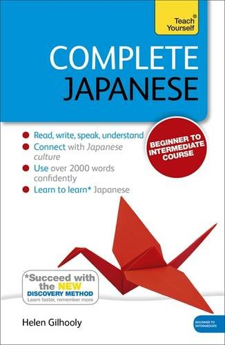 9781471800474: Complete Japanese Beginner to Intermediate Course