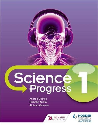 9781471801426: KS3 Science Progress Student Book 1