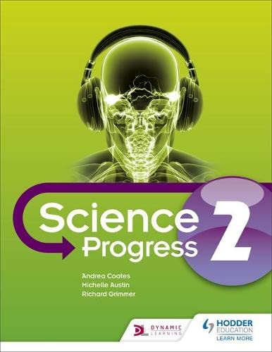 9781471801440: KS3 Science Progress Student Book 2