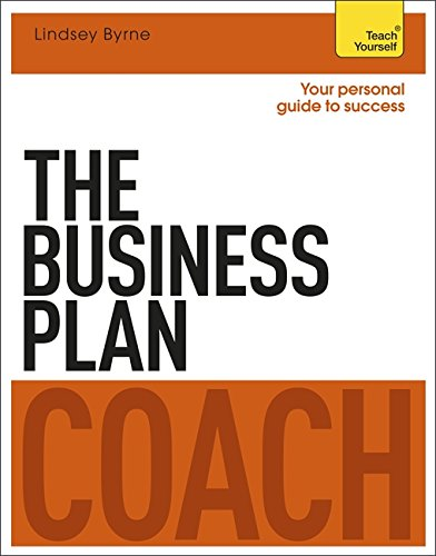 9781471801556: The Business Plan Coach (Teach Yourself)