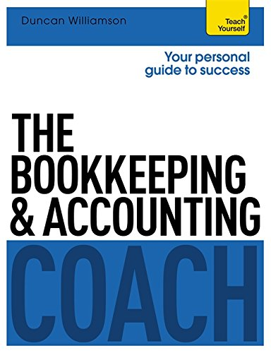 9781471801587: The Bookkeeping and Accounting Coach: Teach Yourself (Teach Yourself Coach)