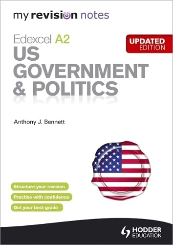 9781471804601: My Revision Notes: Edexcel A2 US Government & Politics Updated Edition