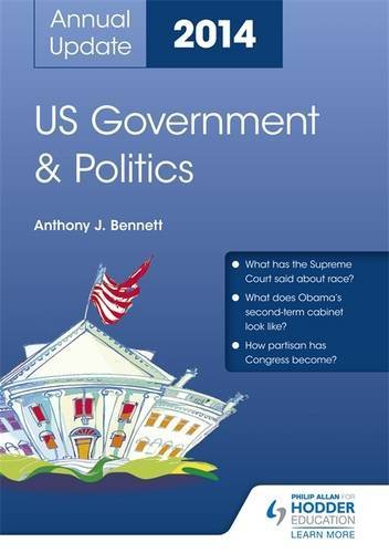 9781471804717: US Government & Politics Annual Update 2014