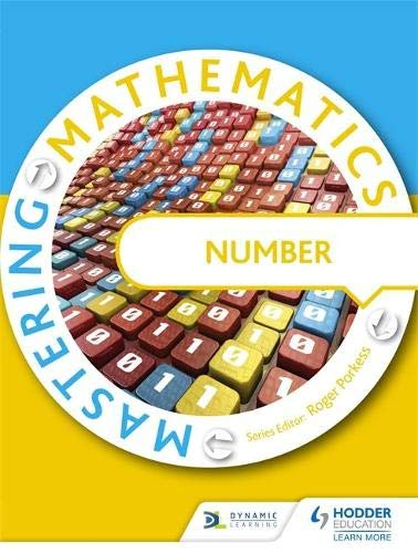 9781471805912: Mastering Mathematics - Number