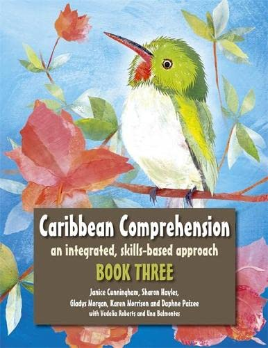 9781471806377: Caribbean Comprehension: An integrated, skills based approach Book 3