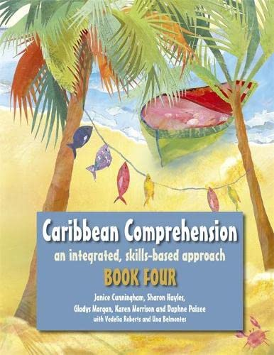 9781471806391: Caribbean Comprehension: An integrated, skills based approach Book 4