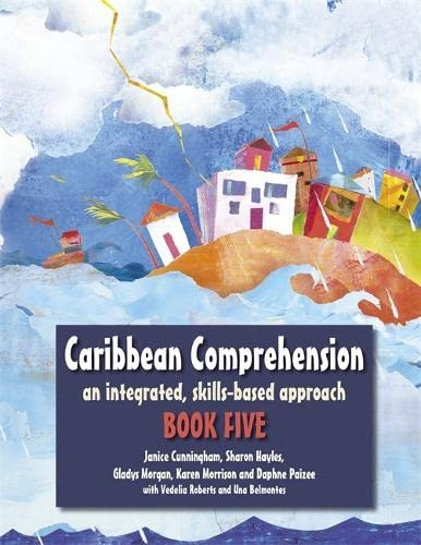 9781471806414: Caribbean Comprehension: An integrated, skills based approach Book 5