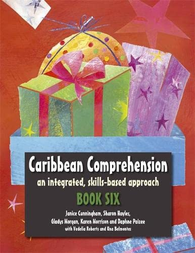 9781471806438: Caribbean Comprehension: An integrated, skills based approach book 6