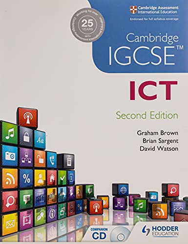 9781471807213: Cambridge IGCSE ICT. Per le Scuole superiori