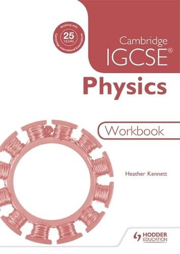 9781471807244: Physics. Workbook. Per le Scuole superiori (Igcse)