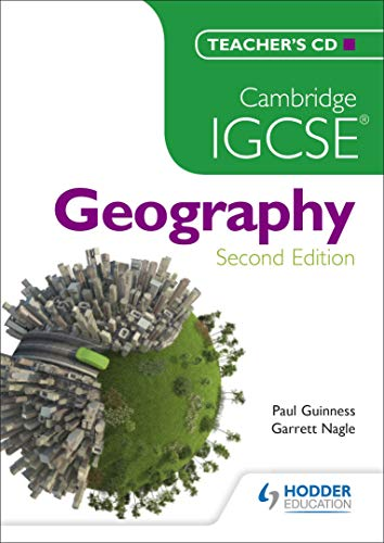 9781471807299: Cambridge IGCSE Geography Teacher's CD
