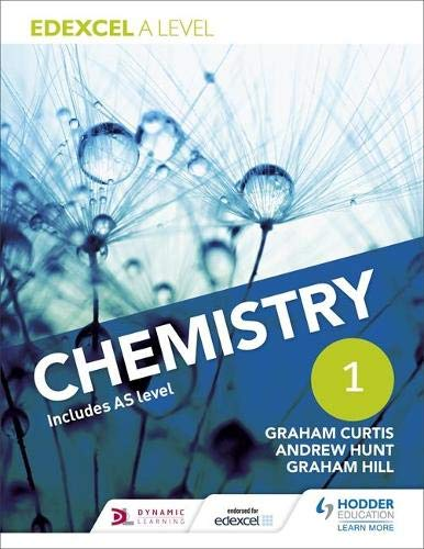 9781471807466: Edexcel A Level Chemistry Student Book 1
