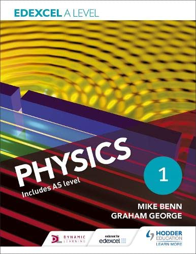 9781471807527: Edexcel A Level Physics Student Book 1