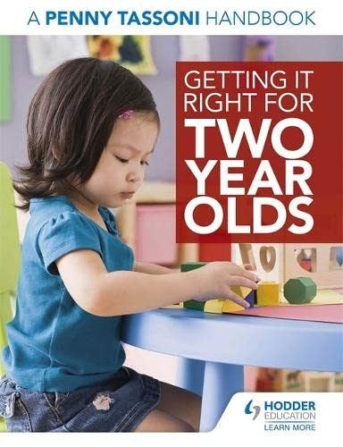 9781471807992: Getting It Right for 2 Year Olds