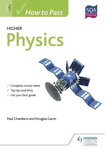 9781471808258: How to Pass Higher Physics for Cfe (How to Pass - Higher Level)