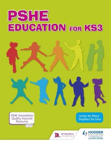 9781471808470: Pshe Education for Key Stage 3