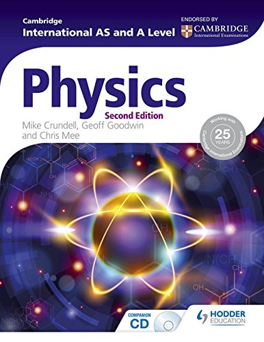 9781471809217: Cambridge International AS and A Level Physics 2nd ed