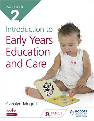 9781471809279: CACHE Level 2 Introduction to Early Years Education and Care