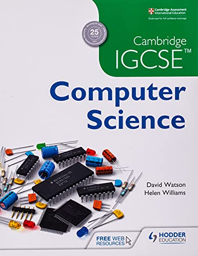 9781471809309: Cambridge IGCSE computer science. Per le Scuole superiori