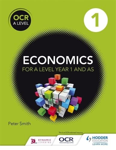 OCR A Level Economics Book 1 (Paperback)