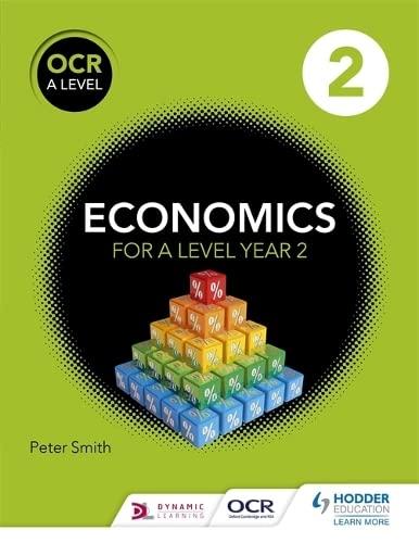 9781471829956: OCR A Level Economics Book 2