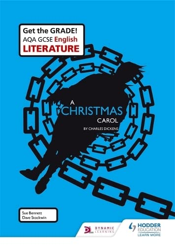 AQA GCSE English Literature Set Text Teacher Guide: A Christmas Carol (Paperback): Sue Bennett, ...