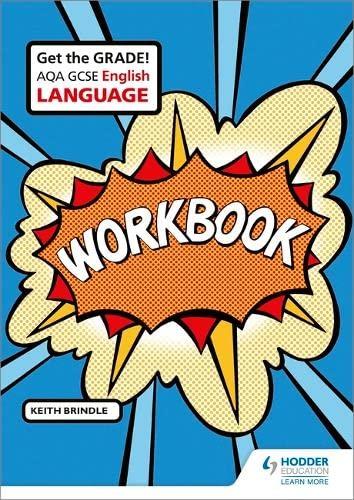 9781471833946: AQA GCSE English Language Workbook