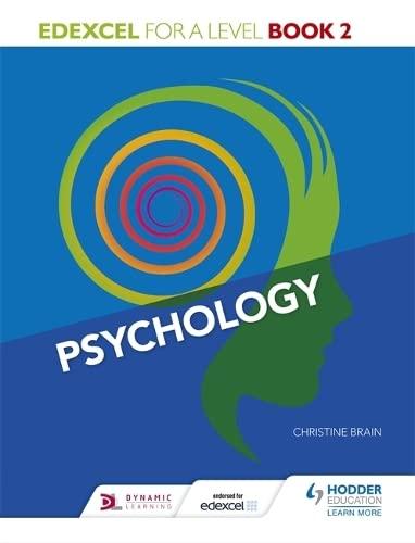 9781471835452: Edexcel Psychology for A Level Book 2