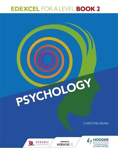 9781471835452: Edexcel Psychology for A Level Book 2