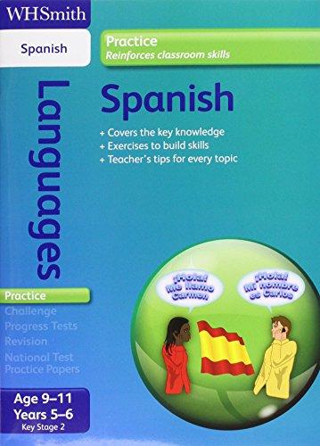 9781471835476: Whs Prac Ks2 Spanish 9 11