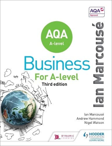 9781471835698: Aqa Business for A-level