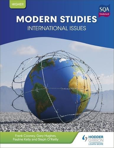 Higher Modern Studies: International Issues: Cooney, Frank