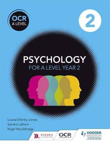9781471836282: OCR Psychology for A Level Book 2 (Ocr a Level Psychology)