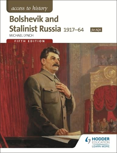 9781471838156: Bolshevik & Stalinist Russia 1917-64 (Access to History)